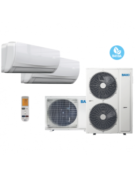 Baxi Eclipse trial 9.000+9.000+9.000 R410